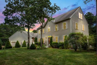 Falmouth Single Family Home For Sale: 19 Ben Davis Lane