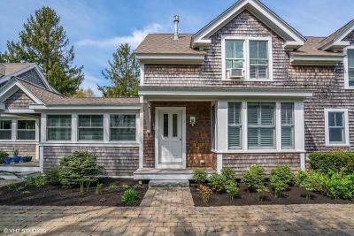 Wellfleet Condo/Townhouse For Sale: 61 Cassick Valley Road #2