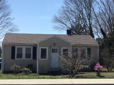 Falmouth Single Family Home Active W/Contingency: 397 Jones Road