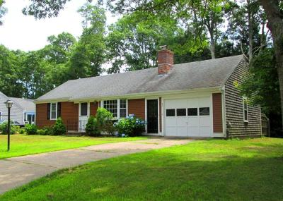 Falmouth Single Family Home For Sale: 45 Fishermans Cove Road