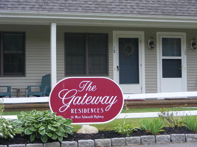 Falmouth Condo/Townhouse For Sale: 16 W West Falmouth Highway #22