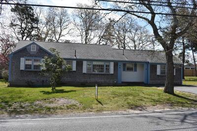 Dennis Multi Family Home For Sale: 250 Trotting Park Road