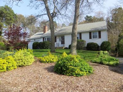 Dennis Single Family Home Active W/Contingency: 117 Prince Way