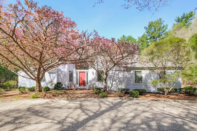 Mashpee Single Family Home For Sale: 47 Surrey Place