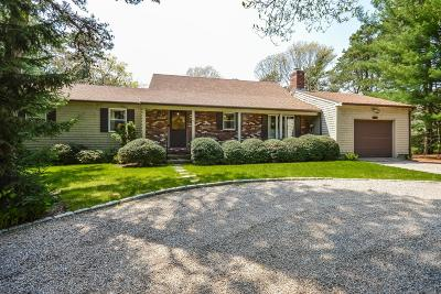 Barnstable Single Family Home For Sale: 573 Santuit Road