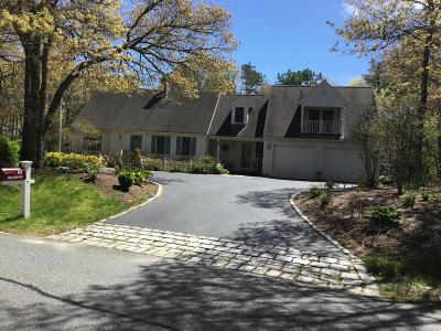 Mashpee Single Family Home For Sale: 65 Amos Landing Road