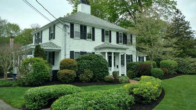 Falmouth Condo/Townhouse Active W/Contingency: 47 Main Street #C