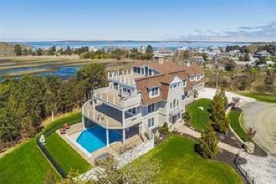 Bourne Single Family Home For Sale: 45 Cove Lane