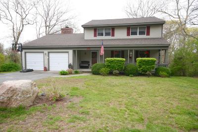 Falmouth Single Family Home Active W/Contingency: 20 Brantwood Road