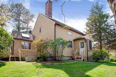 Falmouth Single Family Home For Sale: 47 Place Road