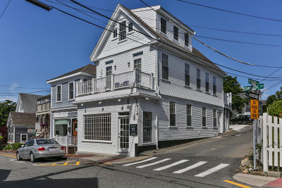 Provincetown Condo/Townhouse Active W/Contingency: 136 Commercial Street #UE