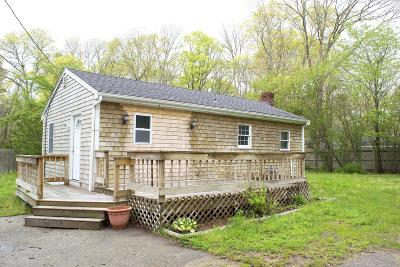 Falmouth Single Family Home For Sale: 23 Deepwood Drive