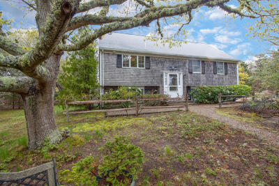 Eastham Single Family Home For Sale: 120 Quail Cover Lane