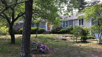 Eastham Single Family Home For Sale: 75 Pine Woods Road