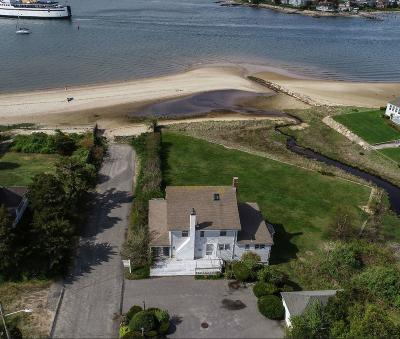 Yarmouth Single Family Home For Sale: 8 Grove Street