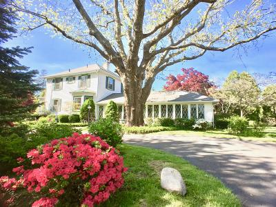 Dennis Single Family Home For Sale: 889 Route 6a