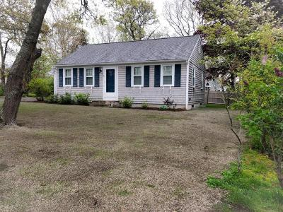 Falmouth Single Family Home For Sale: 13 Swallow Street