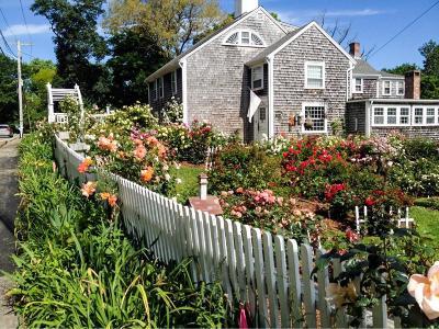Barnstable Single Family Home For Sale: 3780 Main Street