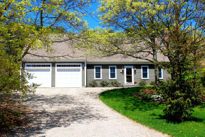Truro Single Family Home For Sale: 2 Andrew Way