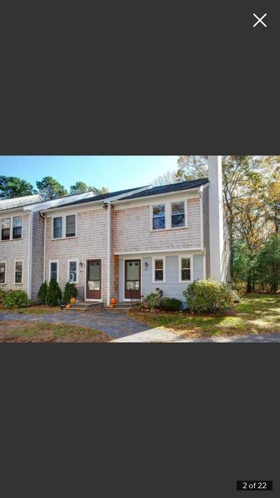 Mashpee Condo/Townhouse Active W/Contingency: 300 Falmouth Road #6f
