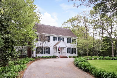 Barnstable Single Family Home For Sale: 106 Whitmar Road