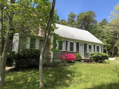 Wellfleet Single Family Home For Sale: 2155 Old Kings Highway