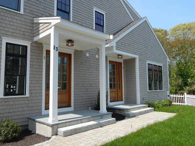 Provincetown Condo/Townhouse Active W/Contingency: 13 Willow Drive #1B