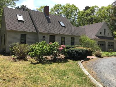 Mashpee Single Family Home For Sale: 19 Oyster Way
