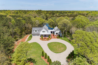 Mashpee Single Family Home For Sale: 205 Uncle Percys Road