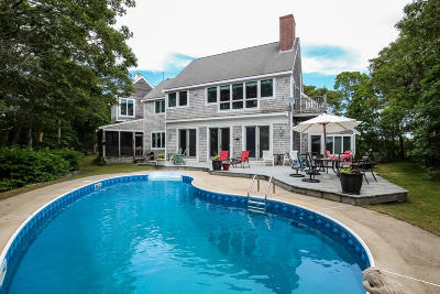 Hyannis, Hyannisport, West Hyannisport, West Barnstable, Barnstable, Cummaquid, Centerville Single Family Home For Sale: 494 Elliott Road