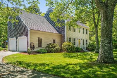 Barnstable Single Family Home Active W/Contingency: 11 Desire's Lane