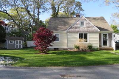 Bourne Single Family Home For Sale: 2 Cedar Avenue