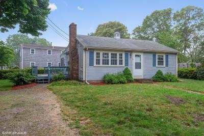 Falmouth Single Family Home For Sale: 6 Short Street