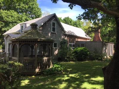 Wellfleet Single Family Home Active W/Contingency: 25 Emilys Lane