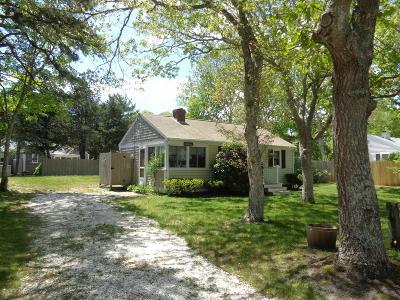 Dennis Single Family Home For Sale: 8 Oak Leaf Lane