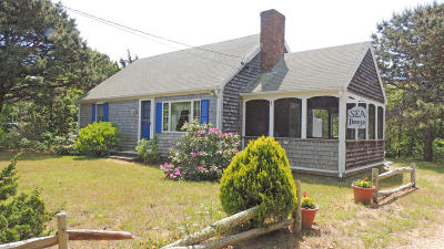 Eastham Single Family Home Active W/Contingency: 30 Spooner Road