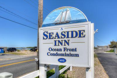 Truro Condo/Townhouse Active W/Contingency: 482 Shore Road #20 - 22