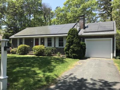 Harwich Single Family Home Active W/Contingency: 150 Round Cove Road