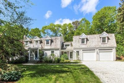 Mashpee Single Family Home For Sale: 41 Devon Street