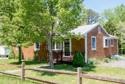 Sandwich Single Family Home For Sale: 12 Ocean Road