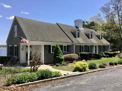 Wareham MA Single Family Home For Sale: $1,399,900