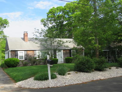 Barnstable Single Family Home For Sale: 19 Mizzentop Lane