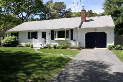 Harwich Single Family Home Active W/Contingency: 19 Turning Way