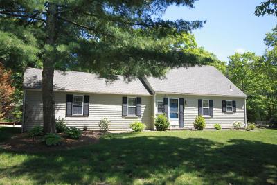 Mashpee Single Family Home For Sale: 40 Halyard Lane