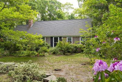 Harwich Single Family Home Active W/Contingency: 93 Long Pond Drive