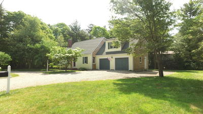 Barnstable Single Family Home For Sale: 41 Curlew Way