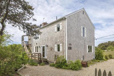 Truro Single Family Home For Sale: 136 Shore Road