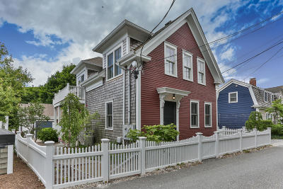 Provincetown Condo/Townhouse For Sale: 25 Bangs Street #U1