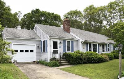 Falmouth Single Family Home For Sale: 98 Sailfish Drive