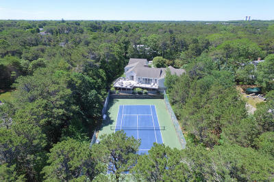Chatham Single Family Home For Sale: 63 Andrew Mitchell Lane